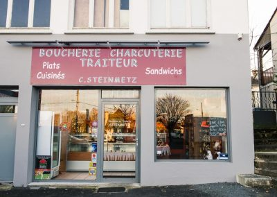 Boucherie STEINMETZ - CHAMIERS