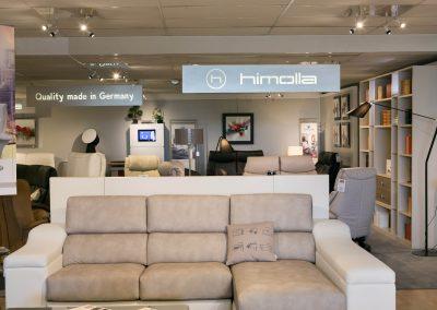 Éclairage magasin M. Meubles - MARSAC