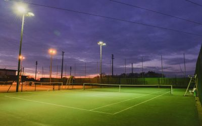 Court n°3 Tennis Club de Coulounieix-Chamiers