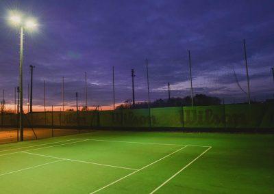 travaux électriques court tennis coulounieix-chamiers-chamiers dordogne
