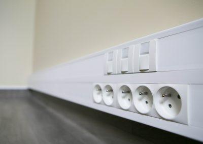 travaux électricité cabinet médical périgueux dordogne