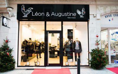 Magasin Léon et Augustine
