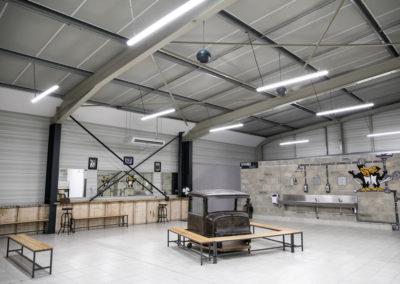 travaux électricité salle de sport périgueux dordogne